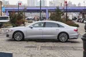 i drove a $119,000 audi a8 l to see if the ultra-luxurious sedan is worth the price. here's the verdict.