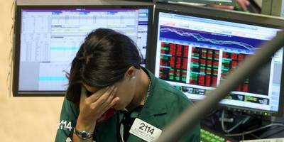 baml: investors are freaking out about the rising prospect of a global recession