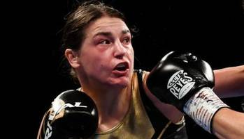katie taylor: $1m serrano super-fight more important than home contest