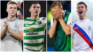 how did scottish sides fare in europe this season?