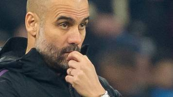 Schalke 2-3 Man City: We are not ready to fight for the Champions League - Pep Guardiola