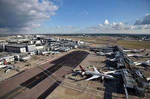 heathrow says passengers can 'book with confidence', despite no-deal brexit worries