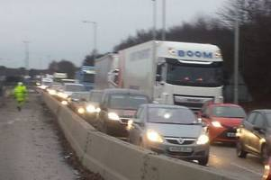 No deal Brexit pot sees £270k granted to keep A63 and M62 moving