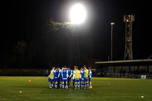 volunteer-run clevedon town football club forced to fork out more than £3k to manchester city after an fa youth cup tie