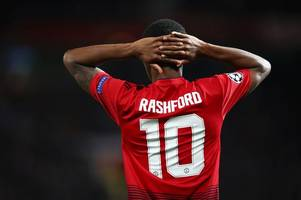 barcelona line up move for manchester united star rashford in £100m deal; real madrid ready to offload chelsea target; arsenal handed transfer boost
