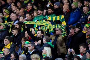 why norwich city fans will be applauding in the fourth minute of their game against bristol city