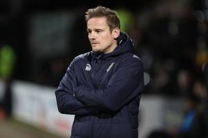 neal ardley makes notts county promise as he looks for response to newport defeat