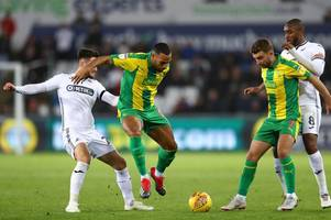 harper, phillips and gibbs  - how long west brom players have left on their contracts