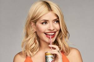 holly willoughby 'axes £450,000 diet coke deal' for this brilliant reason