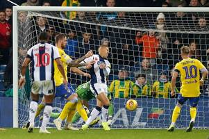 Where West Brom stand with Leeds, Sheffield United and Norwich in the race for promotion