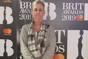 cornwall mum almost invaded brit awards stage to complain about lack of disabled seating