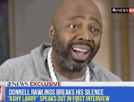 """Watch: Donnell Rawlings Drops Most Savage Ashy Larry/Jussie Smollett Parody You'll Ever See – """"This Is Moist Country, MF'er!"""""""