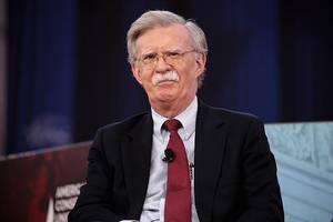 Bolton to visit S. Korea ahead of Trump-Kim summit