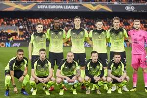 celtic player ratings as scott bain shines on europa league stage