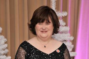 susan boyle knocked out of america's got talent: the champions