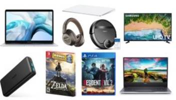 et deals: inspiron 14 7000 for  $700, 50-inch samsung 4k tv for $328