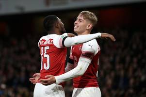 arsenal fans love what emile smith rowe tweeted during bate borisov clash