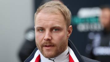 ferrari are 'a bit ahead', says bottas as first testing week ends