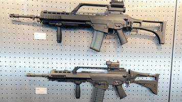 heckler & koch fined for illegal gun sales to mexico