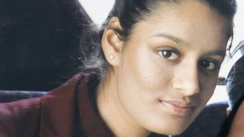 what is the legal status of is bride shamima begum?