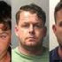 bail considered for alleged roofing scammers william donohue, tommy ward
