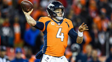 case keenum 'shocked' broncos proposed a trade for qb joe flacco