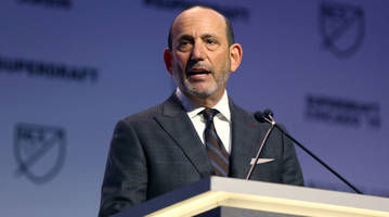 commissioner don garber and the pressing issues on the docket for mls