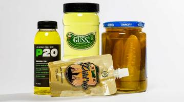 Why Athletes Turn to Pickle Juice During Competition