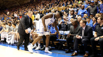 Zion Williamson's Injury Spoils a Duke-UNC Game Destined for College Basketball's Best Showcase