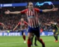 video: how diego godin was named uefa champions league player of the week, presented by santander