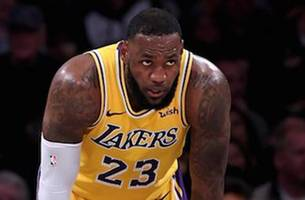 doug gottlieb thinks people should pump the brakes on the lebron, lakers hype after win over rockets