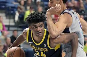 pacers assign johnson to mad ants