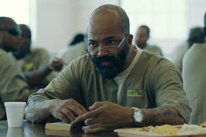 hbo's 'og': jeffrey wright says it was 'unsettling' how comfortable he became in a real prison cell