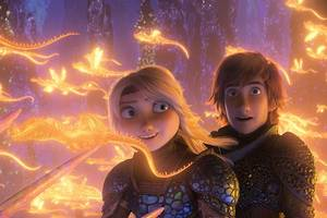 'how to train your dragon 3' fires up $3 million at thursday box office