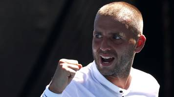 delray beach open: dan evans beats andreas seppi to reach semi-finals