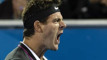 delray beach open: juan martin del potro reaches quarter-finals in florida