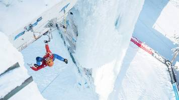 Ice Climbing World Cup Heads to America for the First Time