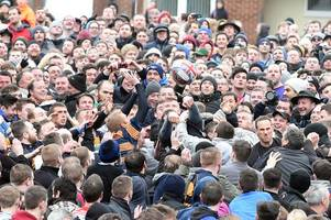 everything you need to know about ashbourne royal shrovetide football