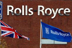 thousands of managers at derby's rolls-royce in talks about joining union