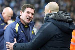 nigel clough gives his carabao cup final prediction with manchester city and chelsea in action