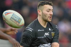 improvements must be made if hull fc are to beat wigan warriors insists jake connor