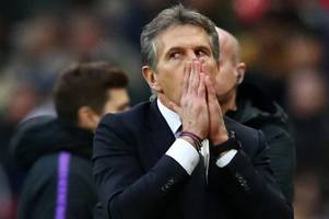 claude puel pinpoints one skill his leicester city players must learn