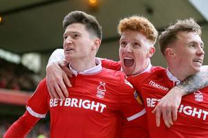 Why Joe Lolley believes victory means more than ever as Nottingham Forest face their biggest rivals Derby