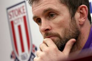 nathan jones discusses bojan woes, saido berahino arrest and claims of a poor stoke city dressing room