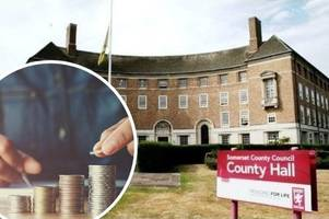somerset county council approves 'sustainable' budget as councillors agree to make further savings of £8 million