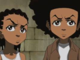 look: aaron mcgruder returns w/ new the boondocks comic strip