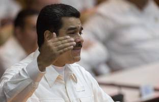 Venezuela's Maduro welcomes medical supplies from Russia