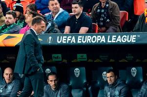 celtic hit their euro ceiling and brendan rodgers style is not to blame
