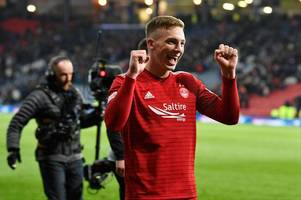 lewis ferguson insists aberdeen players never felt they were in title race