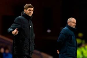 rangers boss steven gerrard accused of sectarian whataboutery by bbc pundit
